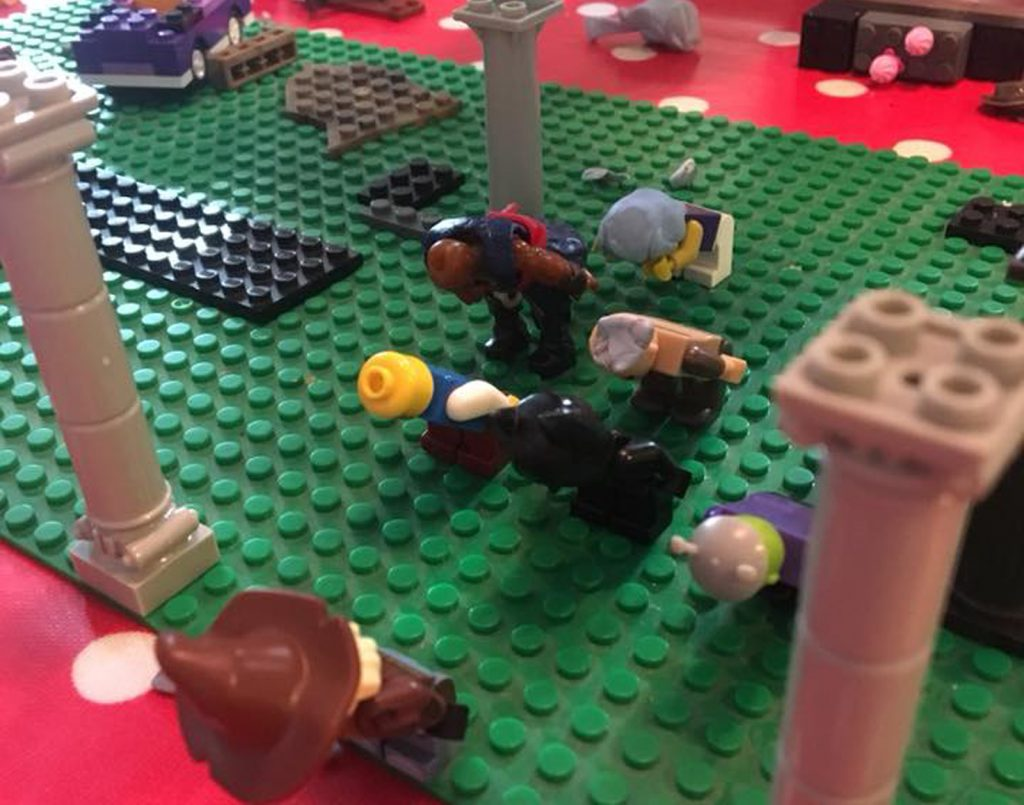 Lego Mosque Building: Activity to go alongside Hassan and Aneesa Go to Masjid book